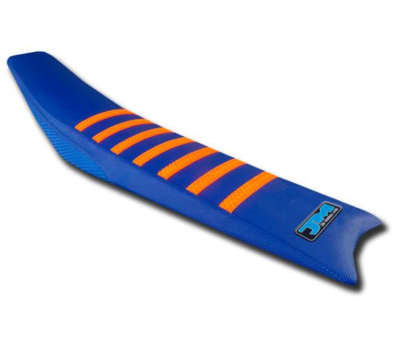 Funda Asiento Antideslizante Azul – Naranja