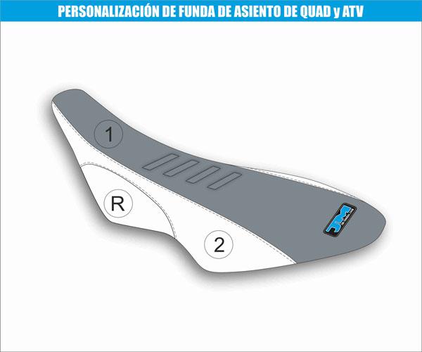 Funda QUAD/ATV Gama Classic Model Premium