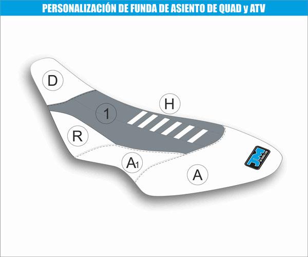 Funda QUAD/ATV Gama Expert Model Basic