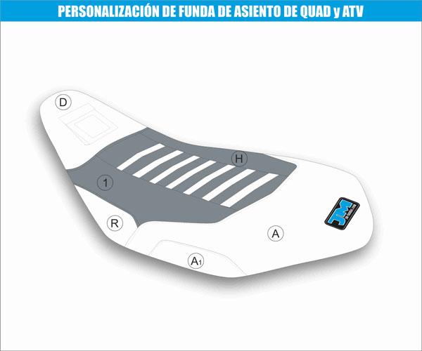 Funda QUAD/ATV Gama Expert Model Plus