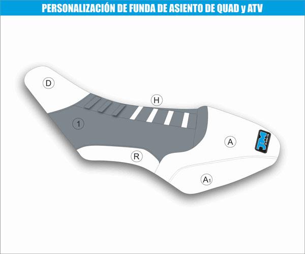 Funda QUAD/ATV Gama Expert Model Premium