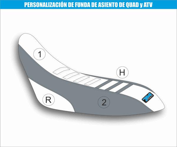 Funda QUAD/ATV Gama Rider Model Basic