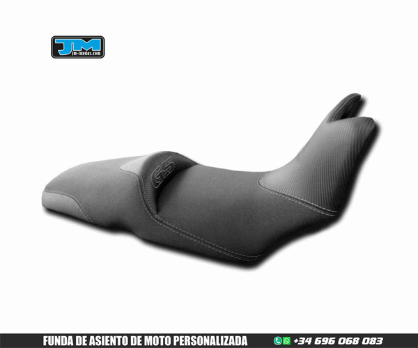 Asiento BMW F650/700/800GS – Pack Confort
